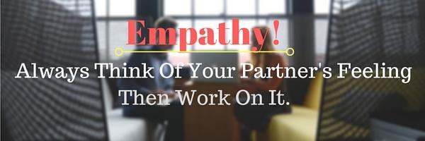 Empathy!