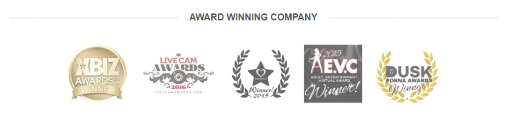 Kiiroo_Awards