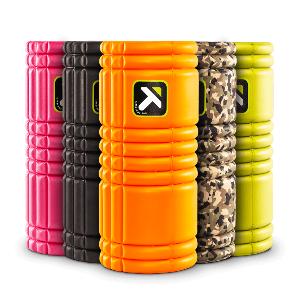 TriggerPoint Foam rollers