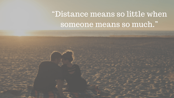 surviving long distance relationship quotes long distance mentors